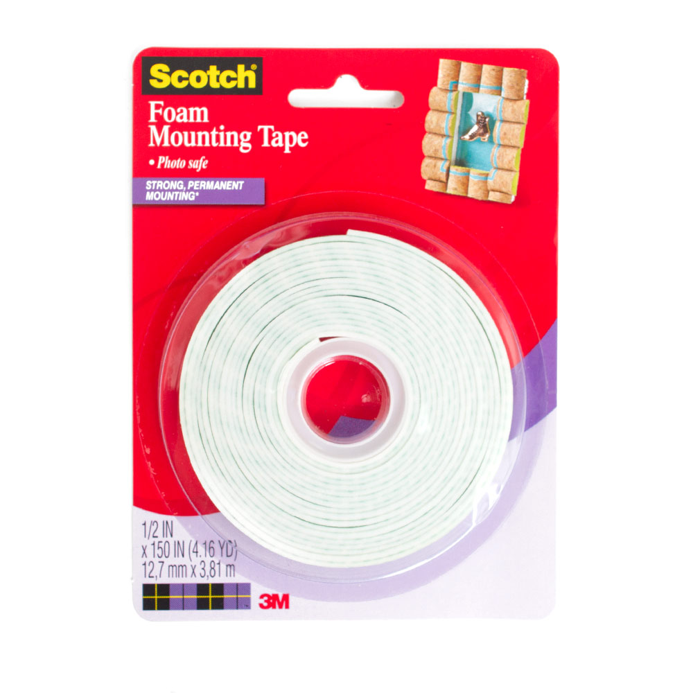 3M, Craft, Mounting, Stamping, Tape