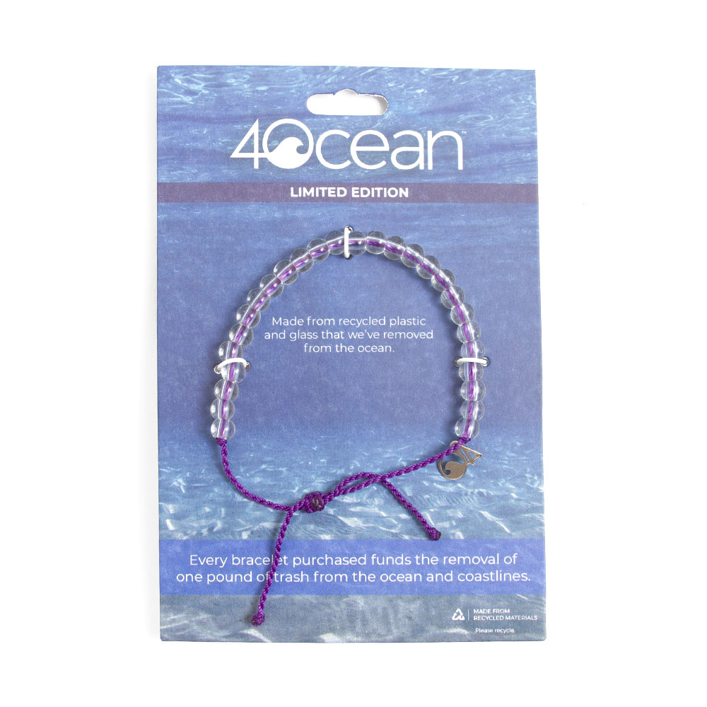 4ocean, Braclet, Beaded, Monk Seal