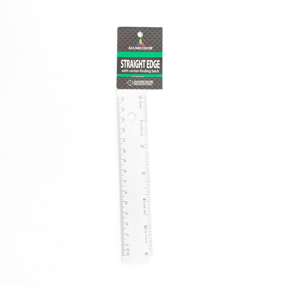 Alumicolor, Center Finding, Ruler