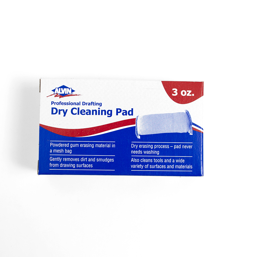 Alvin, Professional, Drafting, Dry Cleaning, Pad, 3.5oz