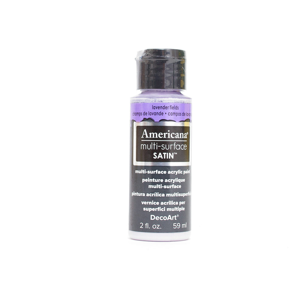 Americana, Multi-Surface, Acrylic Paint, 2oz, Lavender Fields