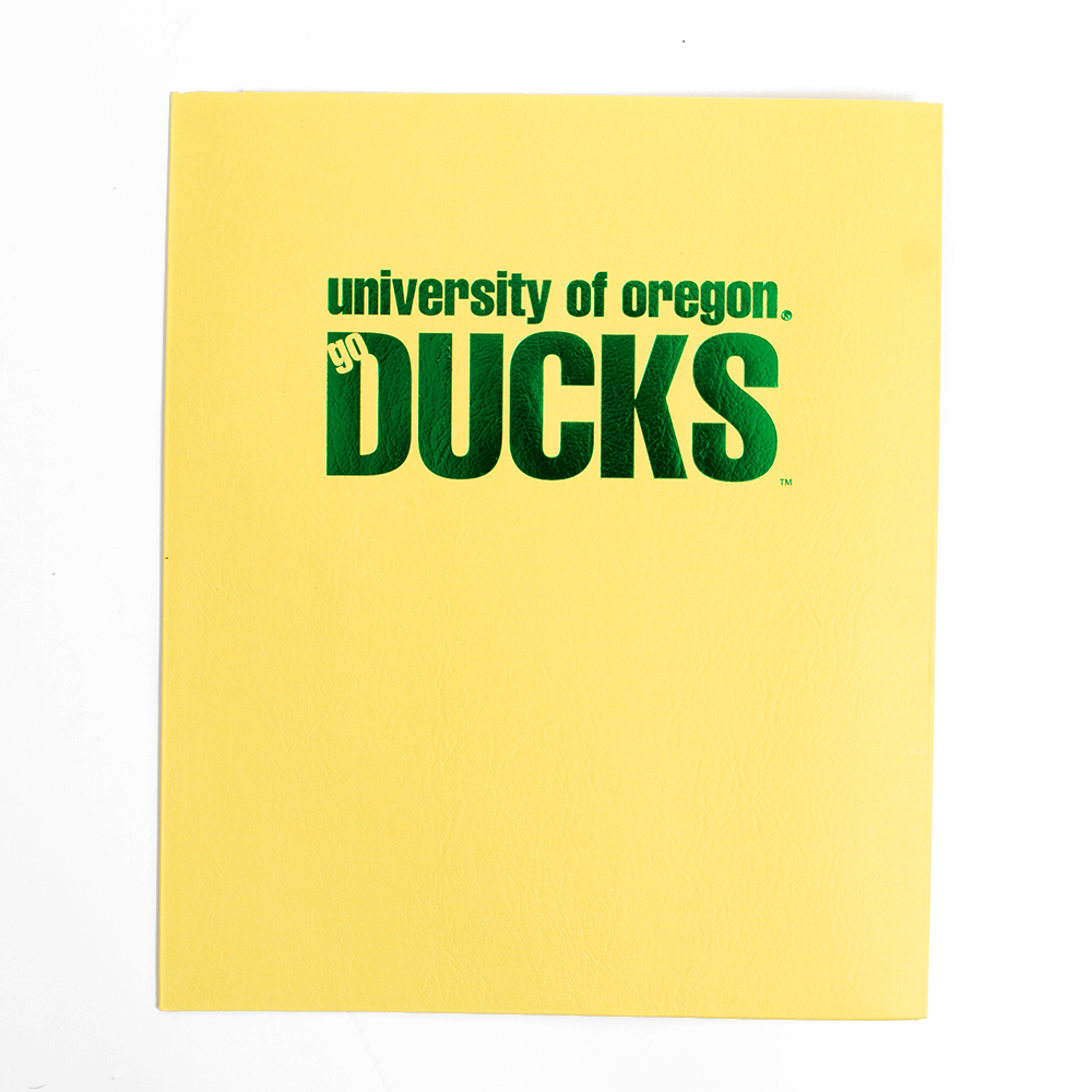 Ampad Go Ducks 2 Pocket Folder
