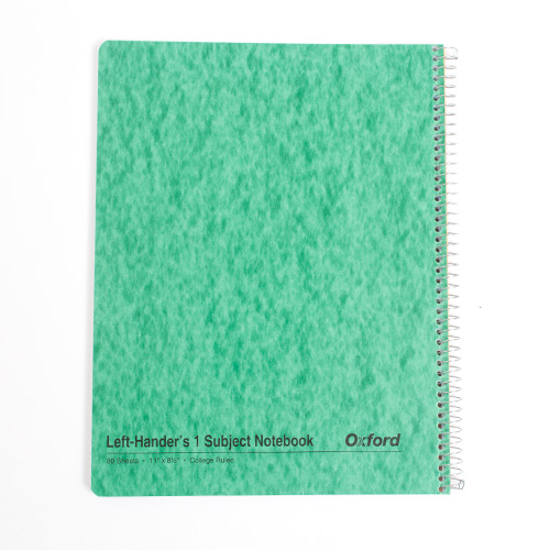 Ampad Lefty Spiral Notebook