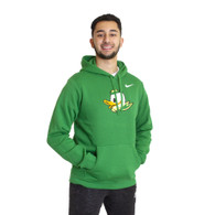 Fighting Duck, Nike, Hoodie