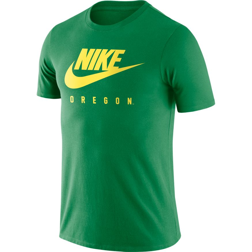 Oregon, Nike, Nike Swoosh, Basic, T-Shirt