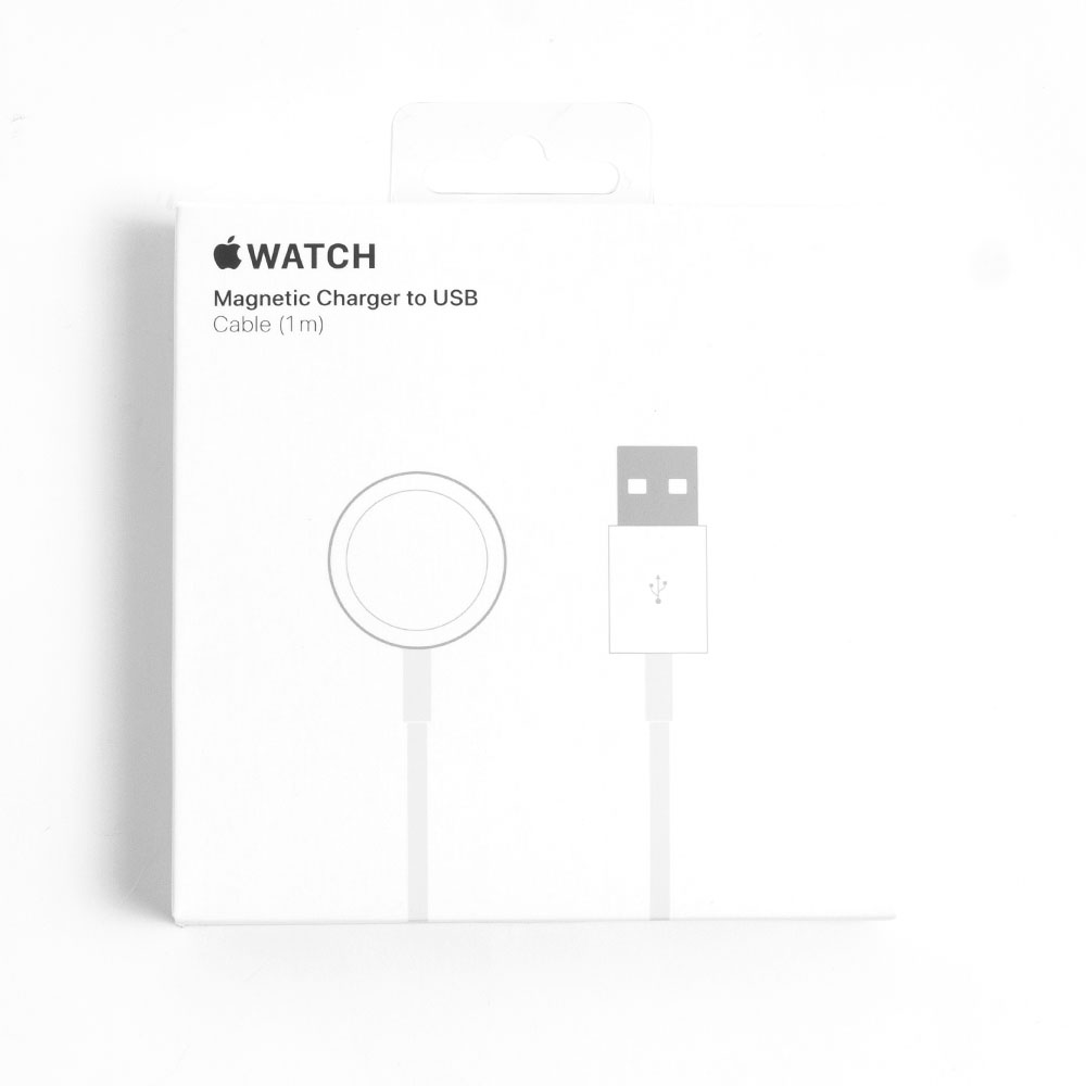 Apple, Watch, Magnetic, Charging, Cable, 2019, 1.0m