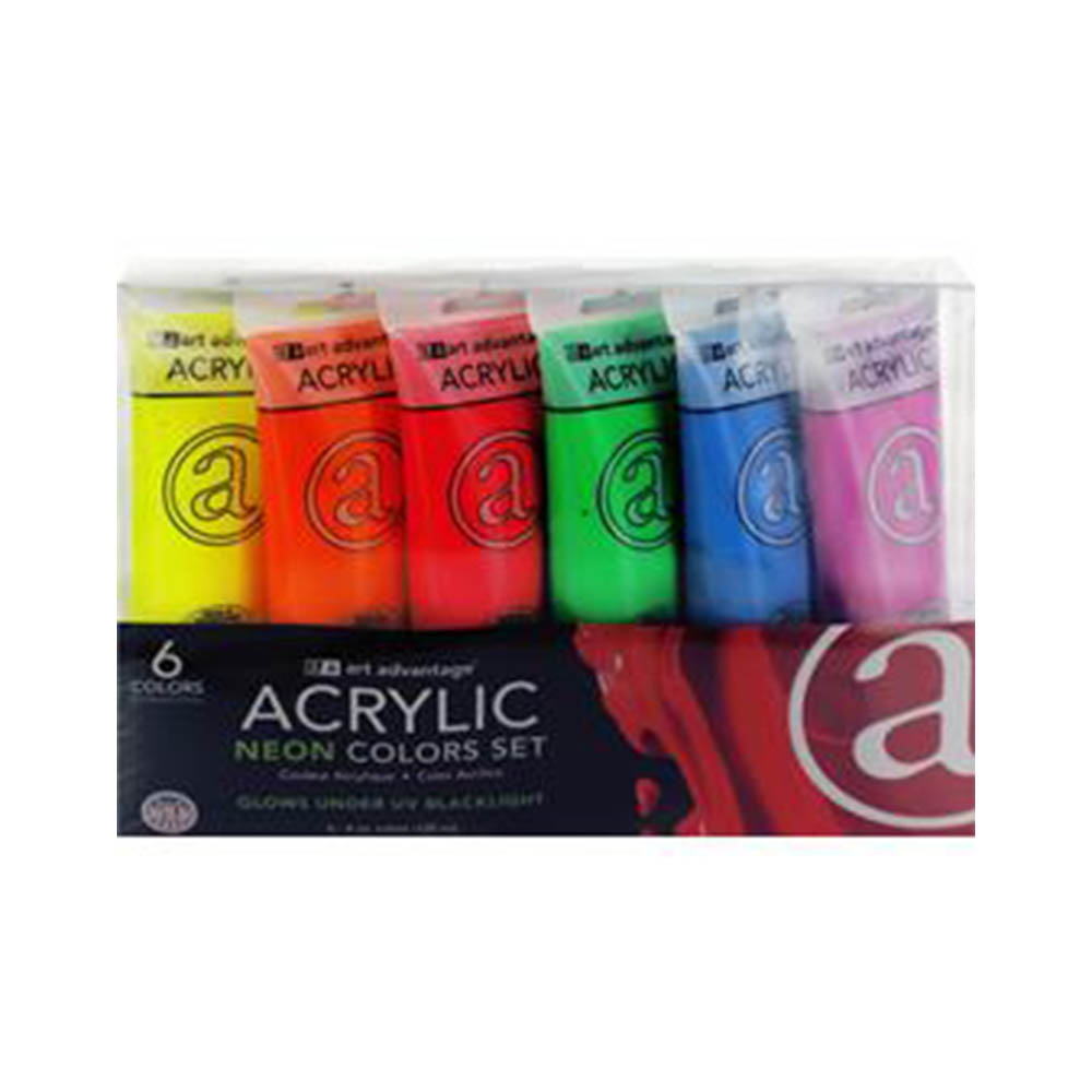 Acrylic, Paint, Made in the USA