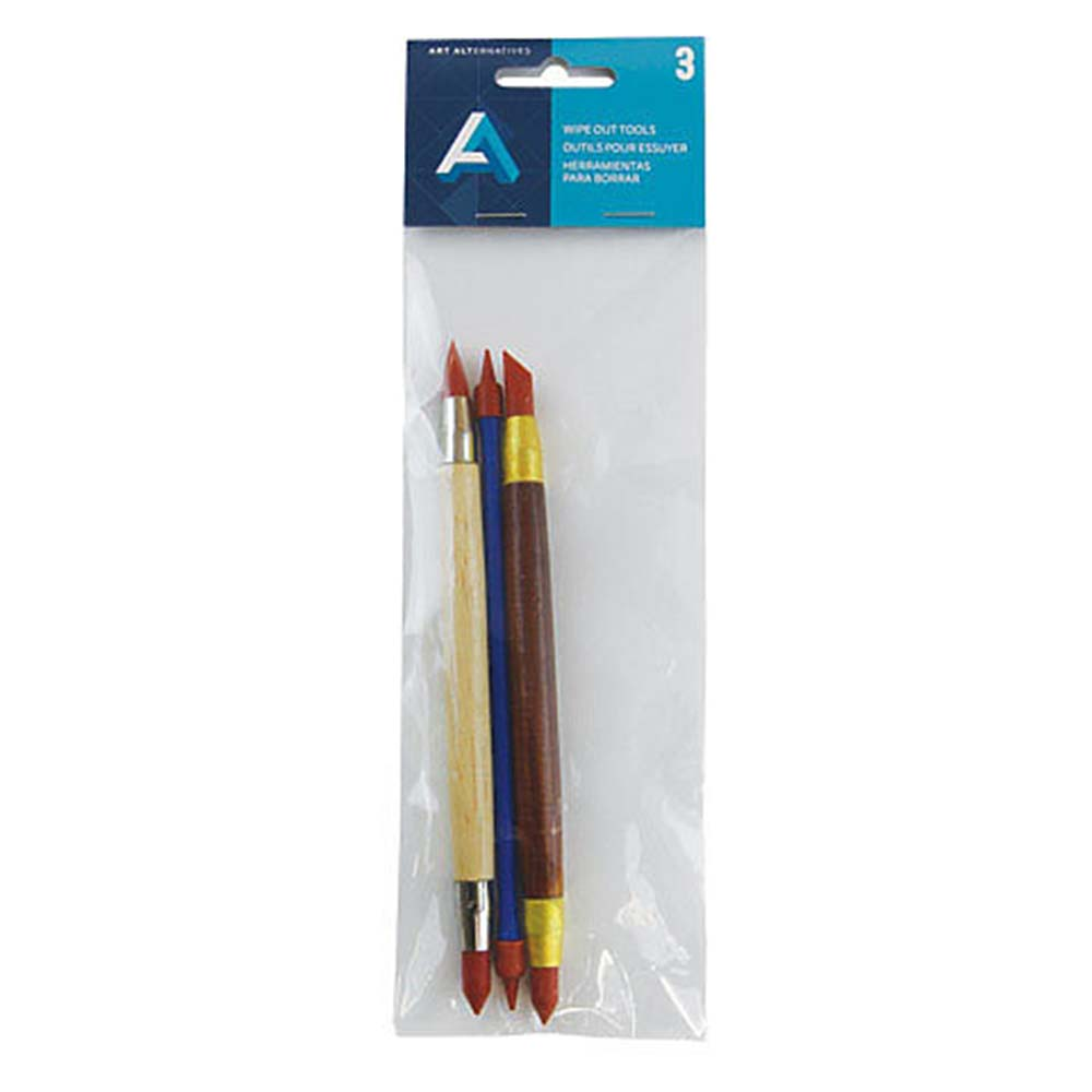Art Alternatives, Ceramic Tool, 3 Piece