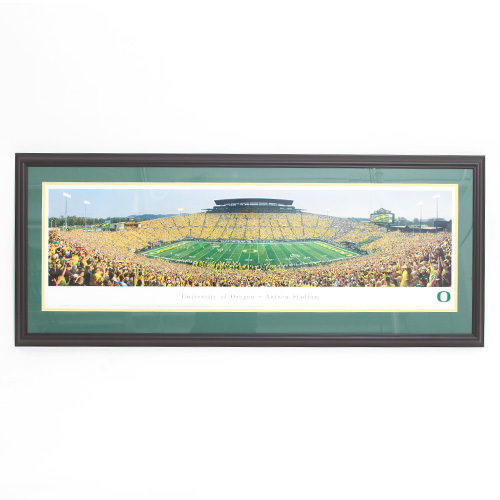 Oregon, Autzen, Framed, Photo