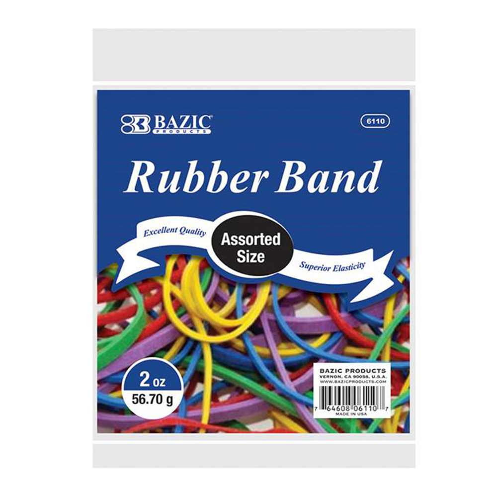 Bazic, Rubber Bands