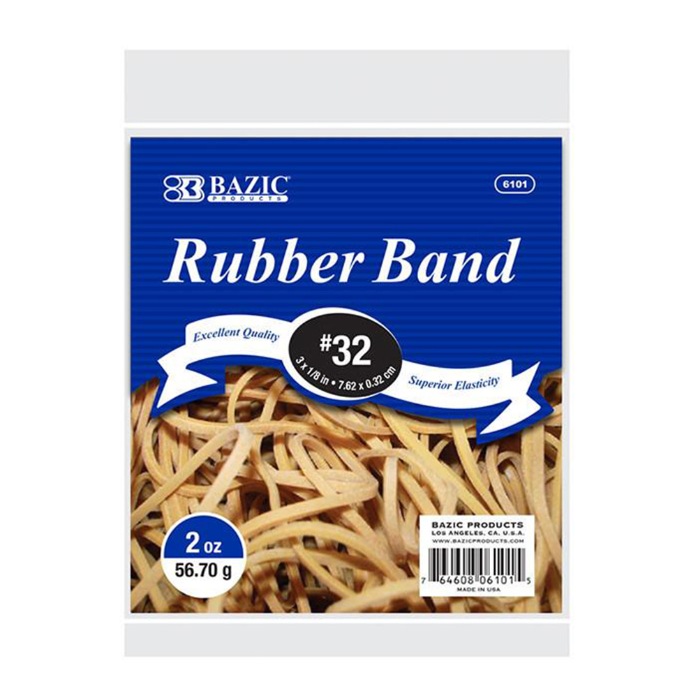 Bazic, Rubber Bands, No. 32