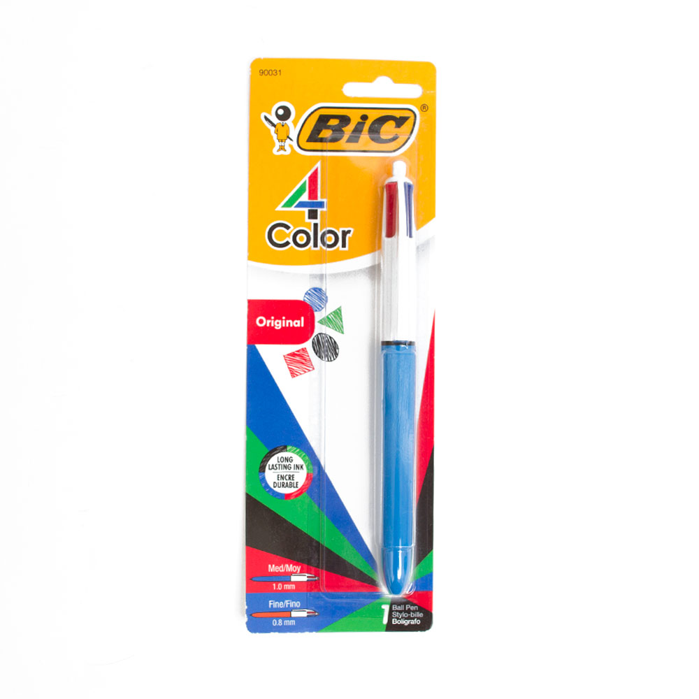 Bic, 4 Color, Pen