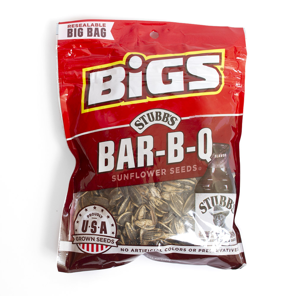 Sunflower Seed, Stubb's, BBQ, Snack