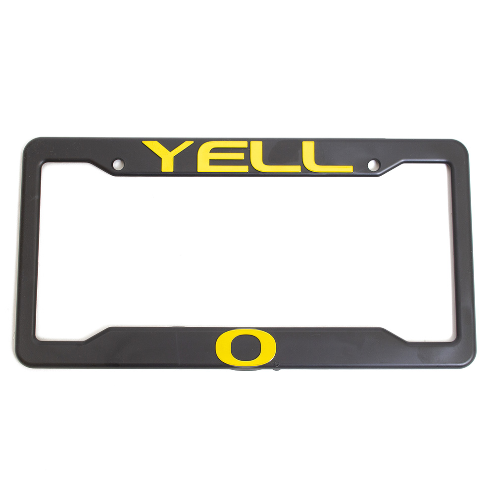 Oregon Home & Auto - License Plate Frames