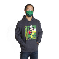 Oregon Ducks, Mickey Mouse, Blue 84, Hoodie