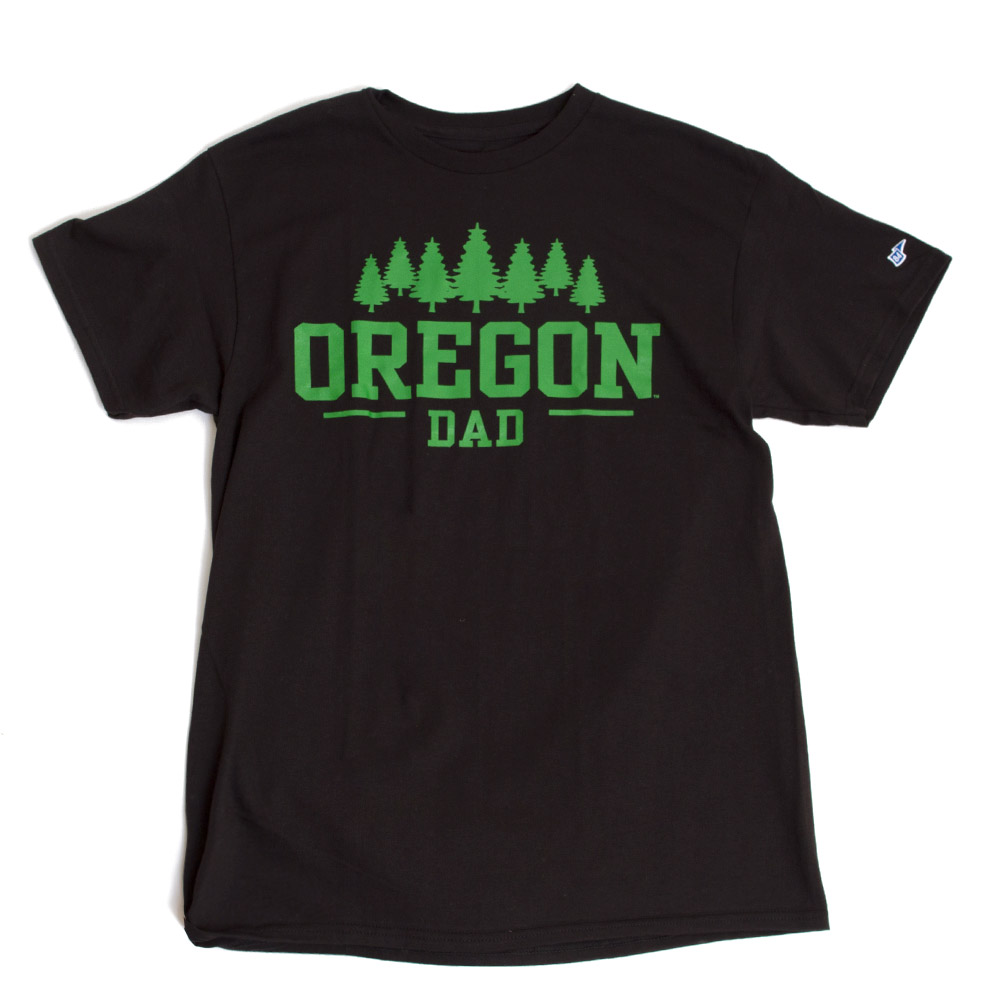 Dad design, Tree, Cotton, Crew Neck