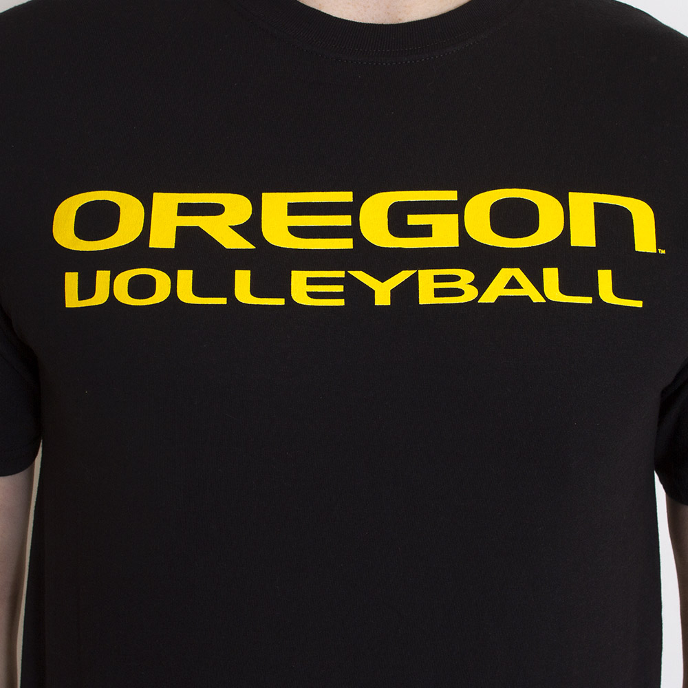 Oregon, Volleyball, Basic, T-Shirt