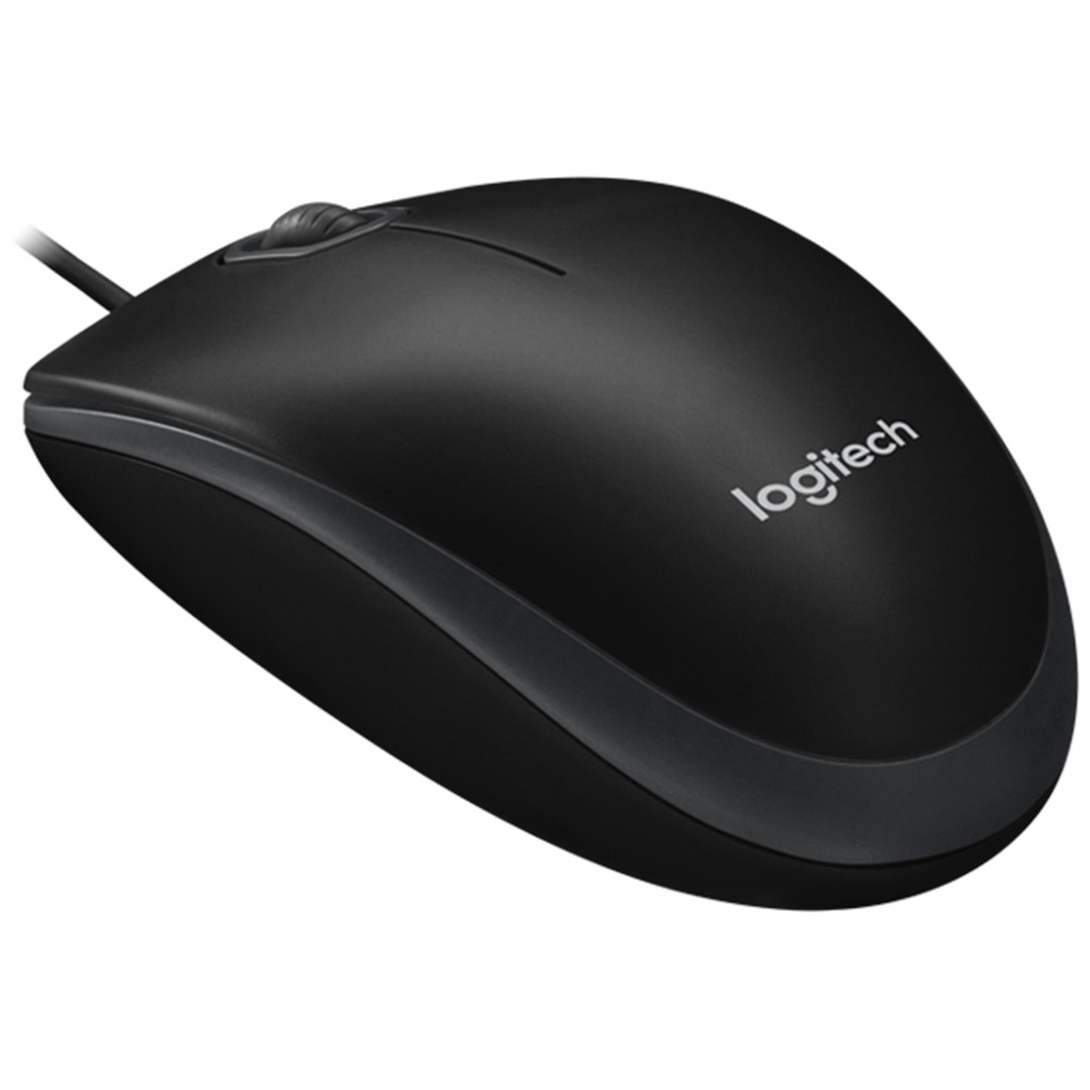 Logitech, Mouse, Wired