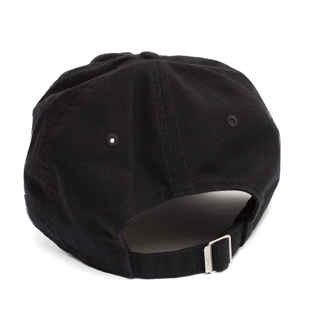 Black Nike Campus O Acrobatics   Tumbling Adjustable Hat 39c1546e1d9