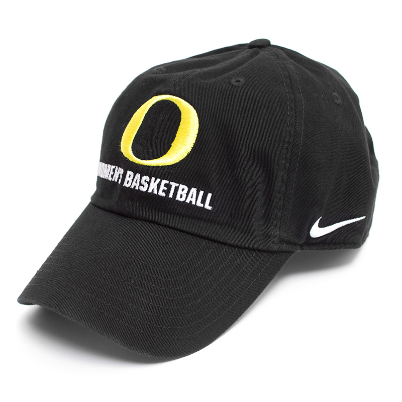 Classic Oregon O, Nike, Women's Basketball, Adjustable, Campus, Hat