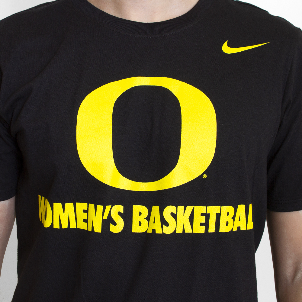 92835ca79bb6 Black Nike Core Cotton O Women s Basketball T-Shirt
