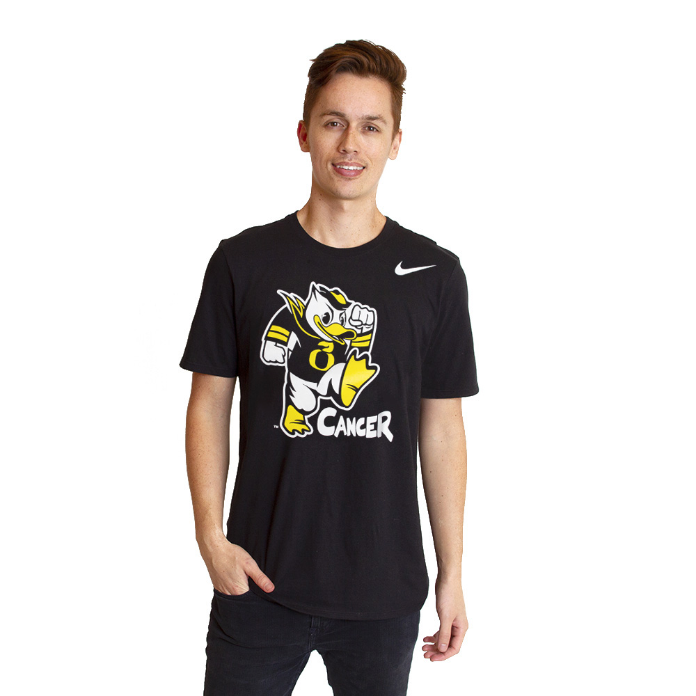Stomp Out Cancer Duck, Nike Swoosh, Dri-FIT, T-Shirt