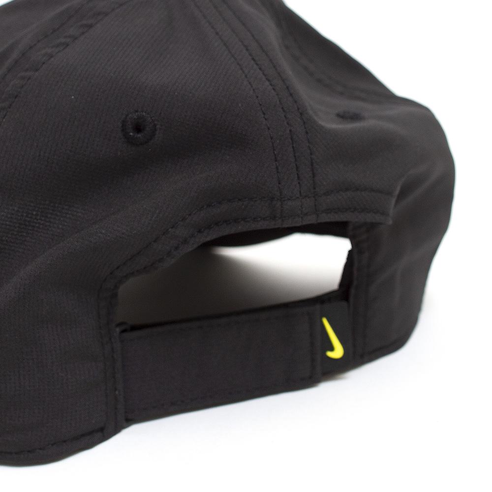 Black Nike Dri-FIT L91 Duck Face Adjustable Hat e3f6638c83d
