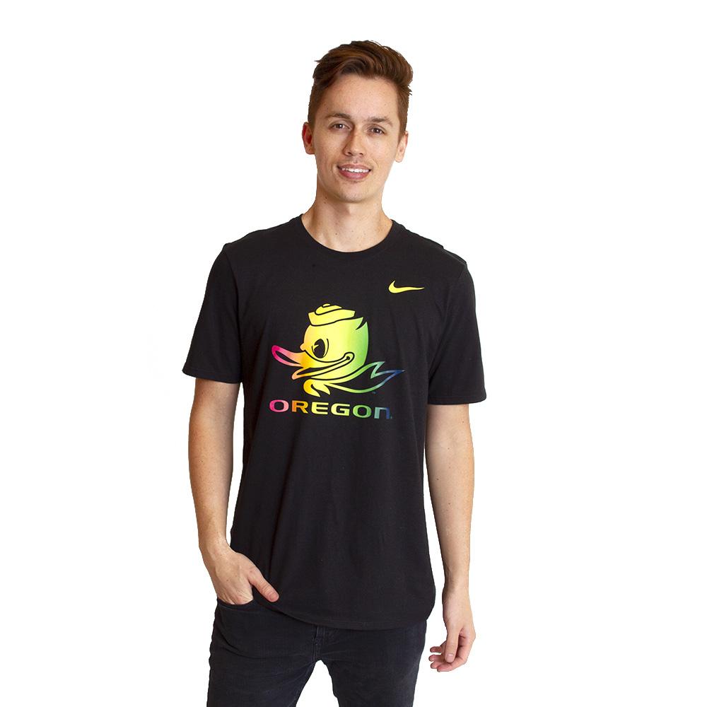 059d289eb Black Nike Be True Be Oregon (18) T-Shirt