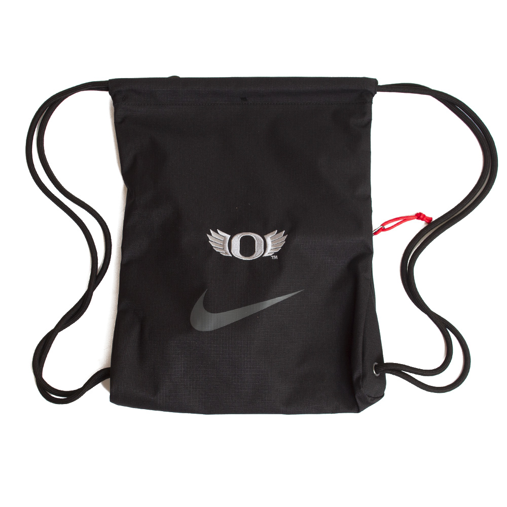 Classic Oregon O, O Wings, Nike, Sport, Gymsack, Bag