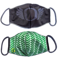 Classic Oregon O, McKenzie Sew On, Face Mask, Ear Loop