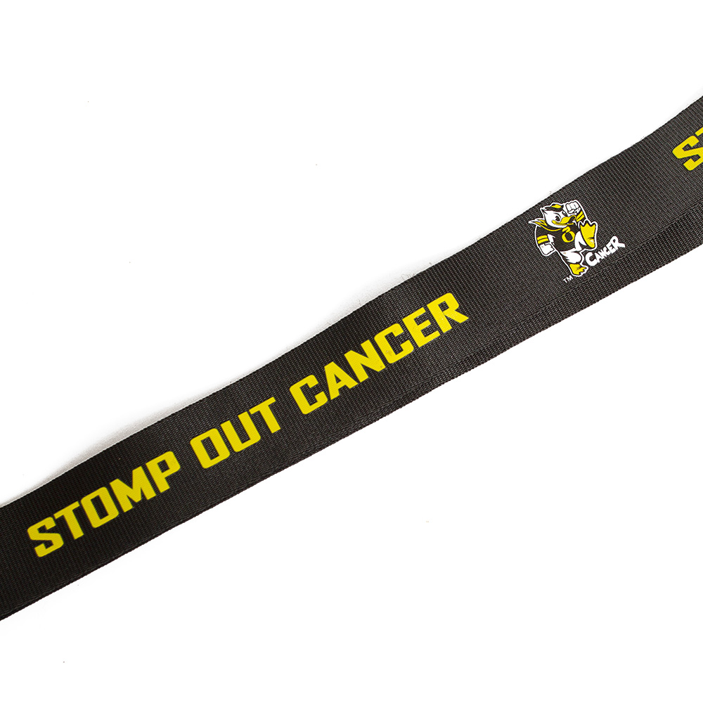 Lanyard, Stomp Out Cancer