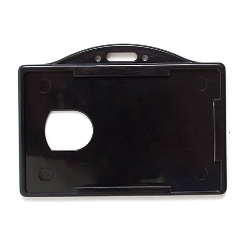 BlackBaumgartens ID Card Holders Horizontal