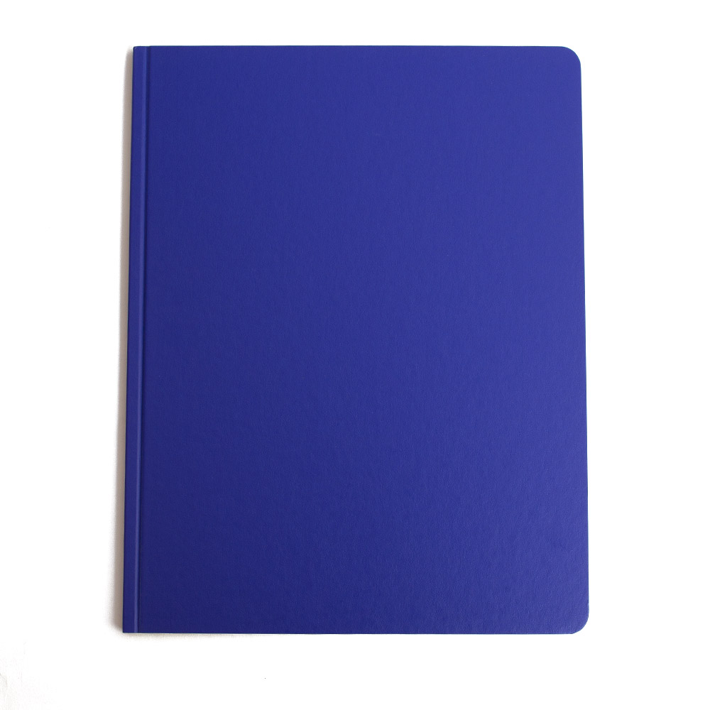 Blue canvas, Comp Book, Ruled