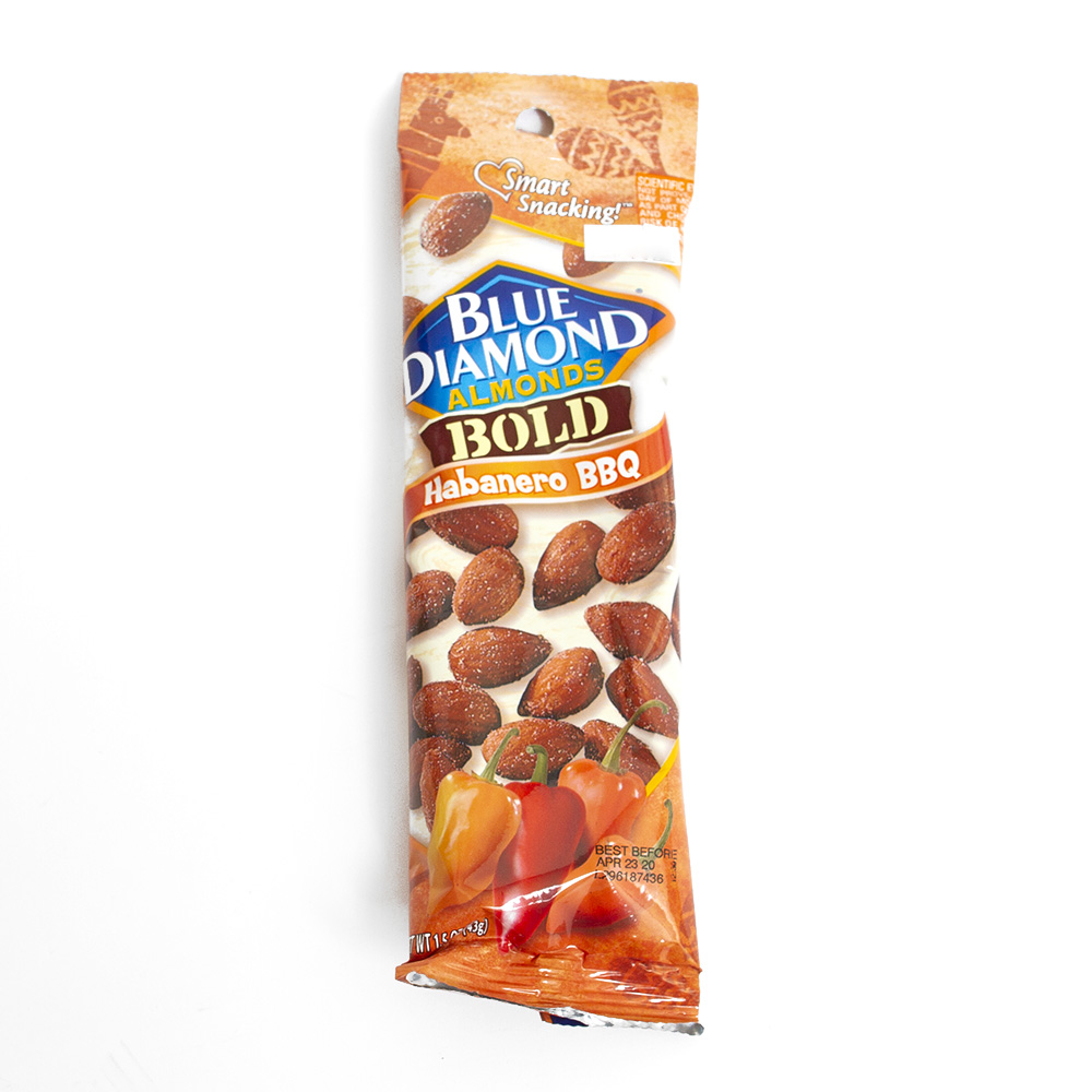 Blue Diamond, Almonds, 1.5 ounce bags, Assorted Flavors