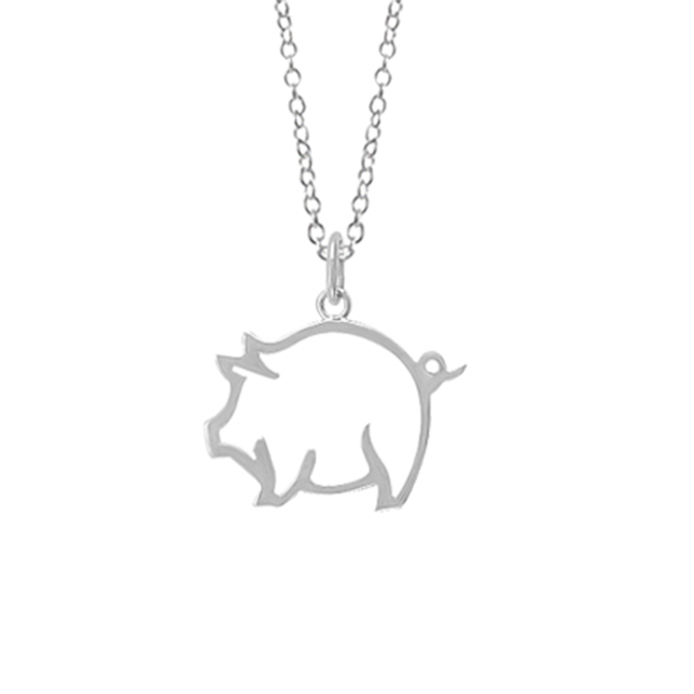 Boma, Sterling Silver, Necklace