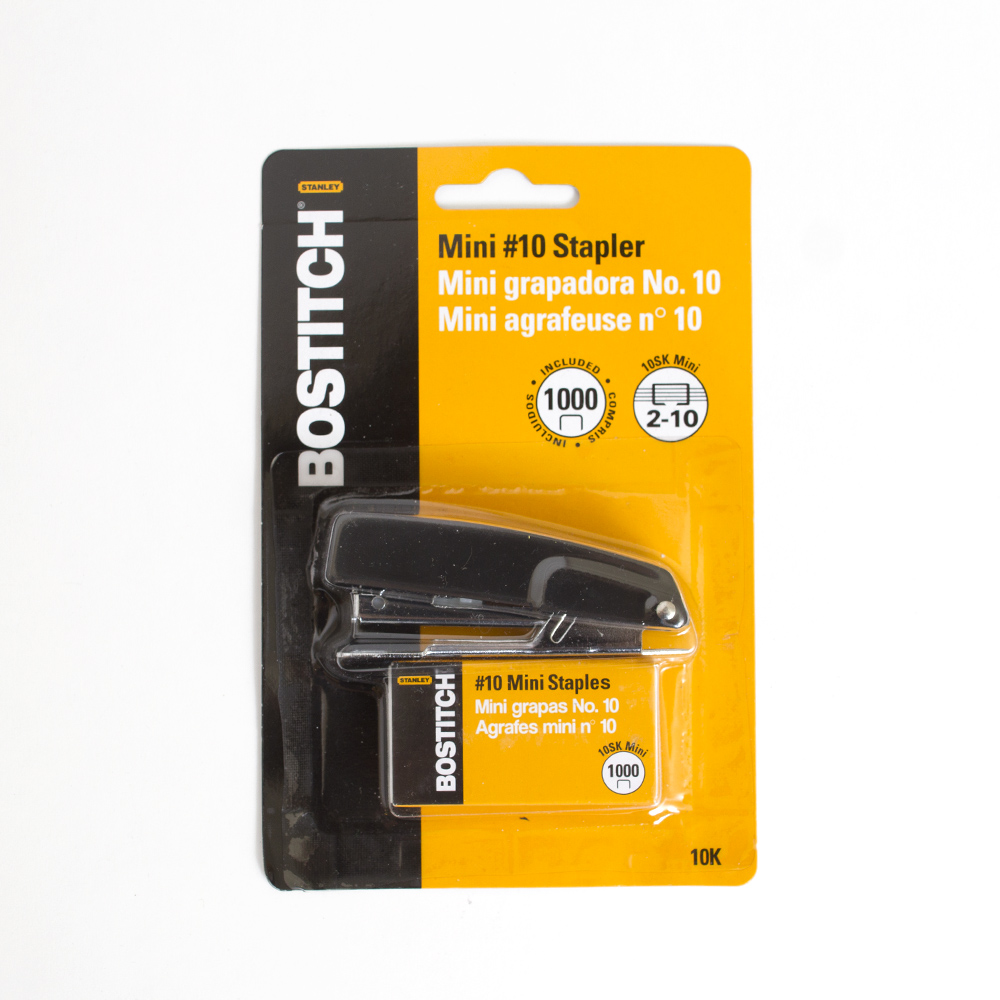 Bostitch, Mini, Pocket Stapler