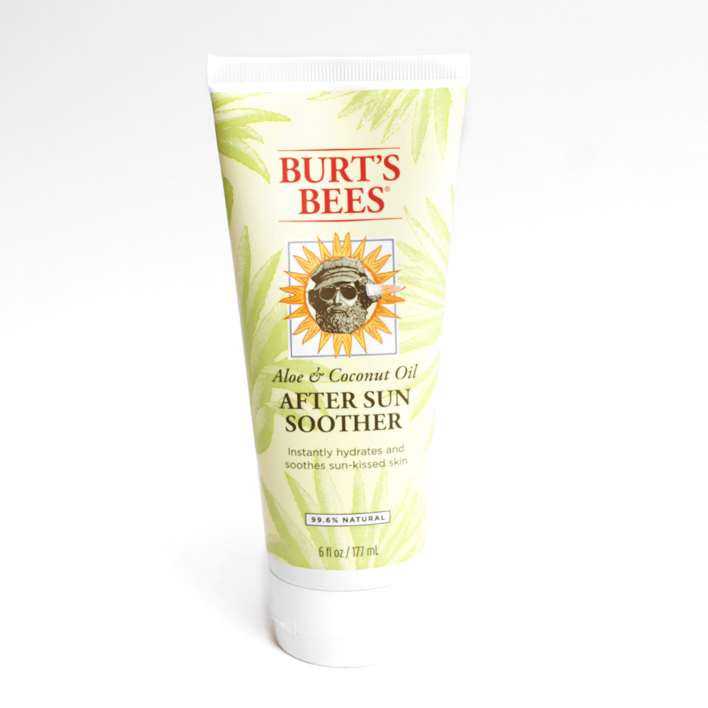 Burt's Bees, After Sun, Soother, 6oz