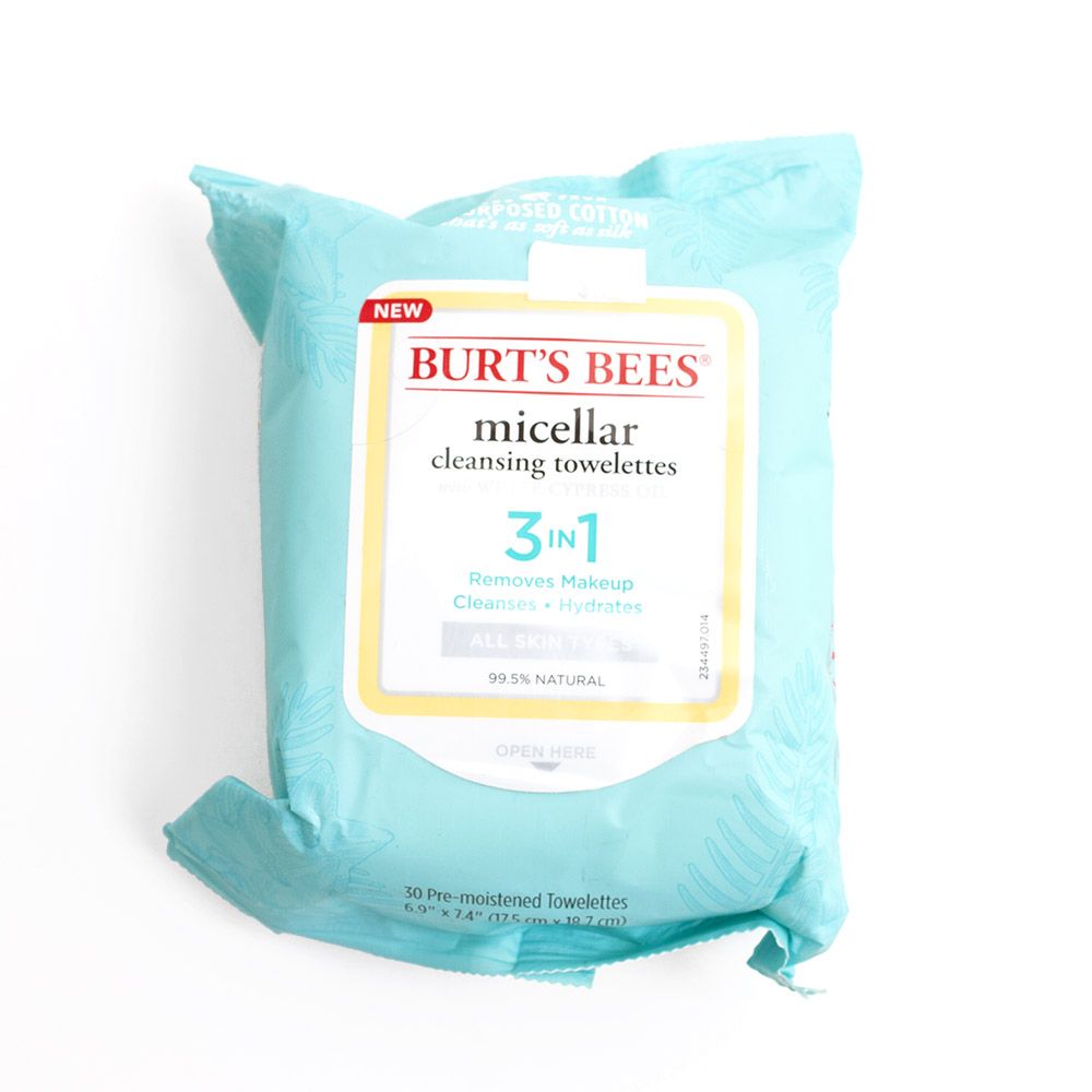 Burt's Bees, Cleansing Towelettes