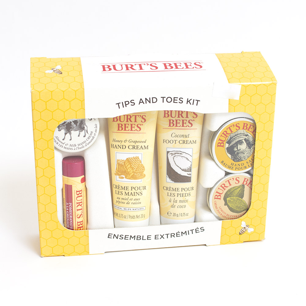 Burt's Bees, Tips & Toes, Gift Set