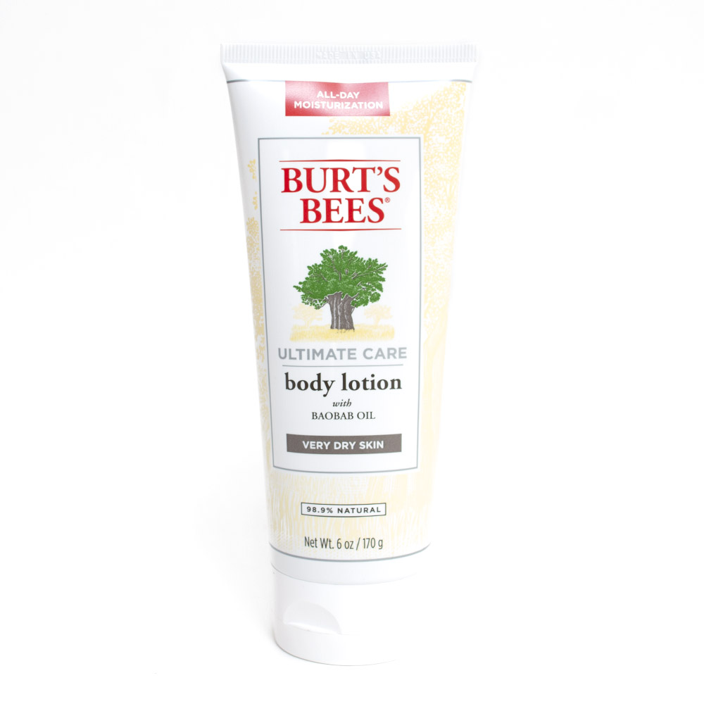 Burt's Bees, Body Lotion, Ultimate Care