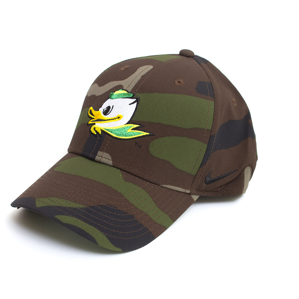 Fighting Duck, Legacy 91, Dri-FIT, Nike, Adjustable, Hat