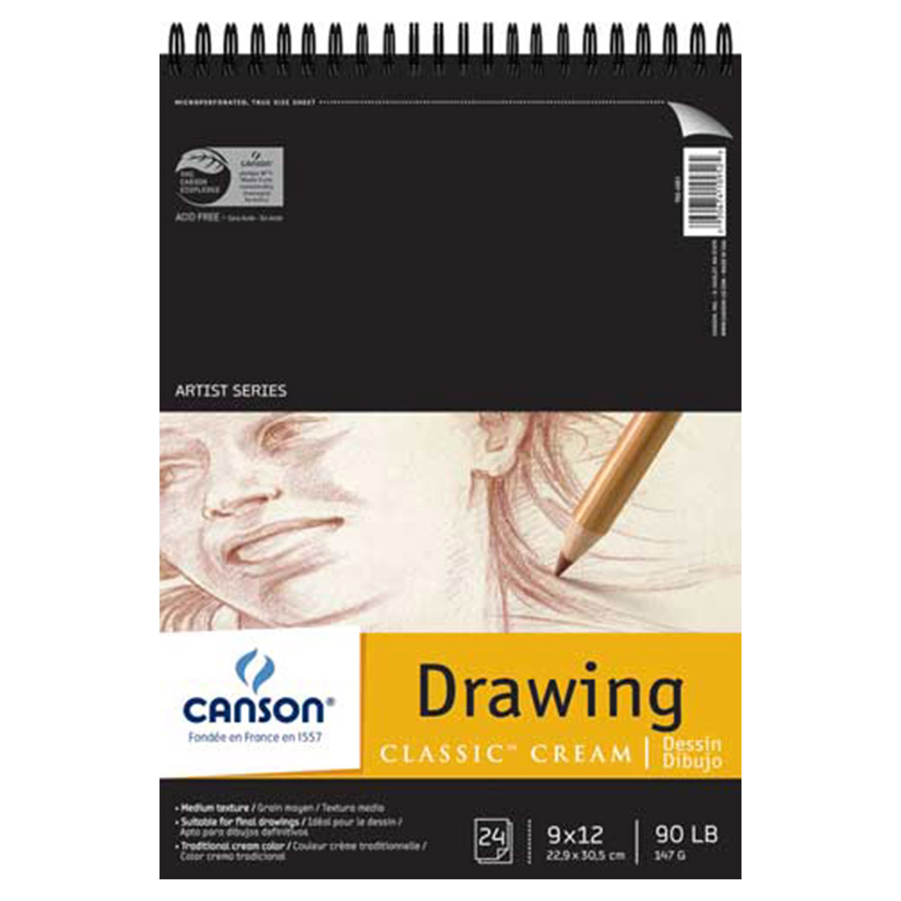 Canson, Drawing Paper, Pad