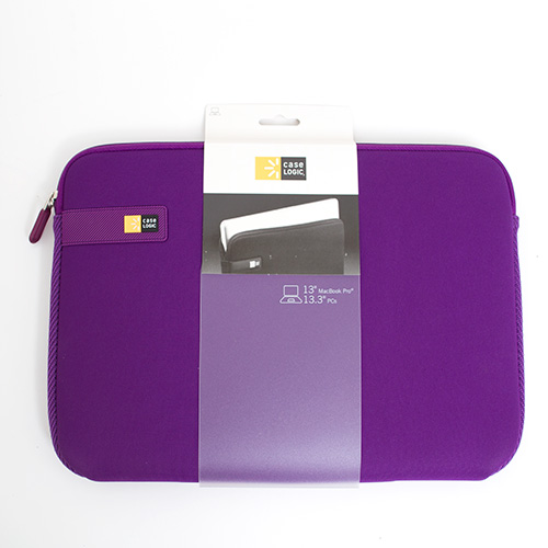 Case Logic Computer Sleeve_Purple