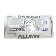 Oregon, Alumni, License Frame