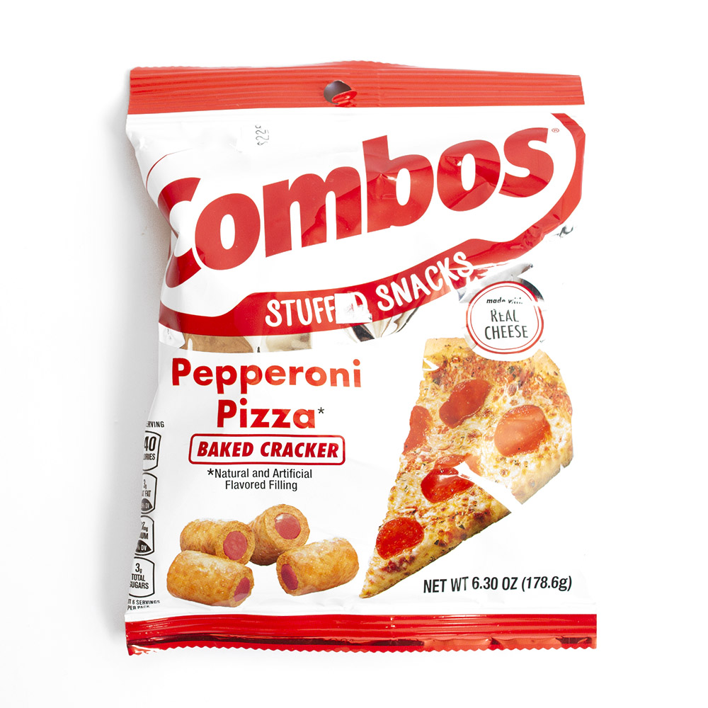 Pepperoni Pizza, Cracker, Snack