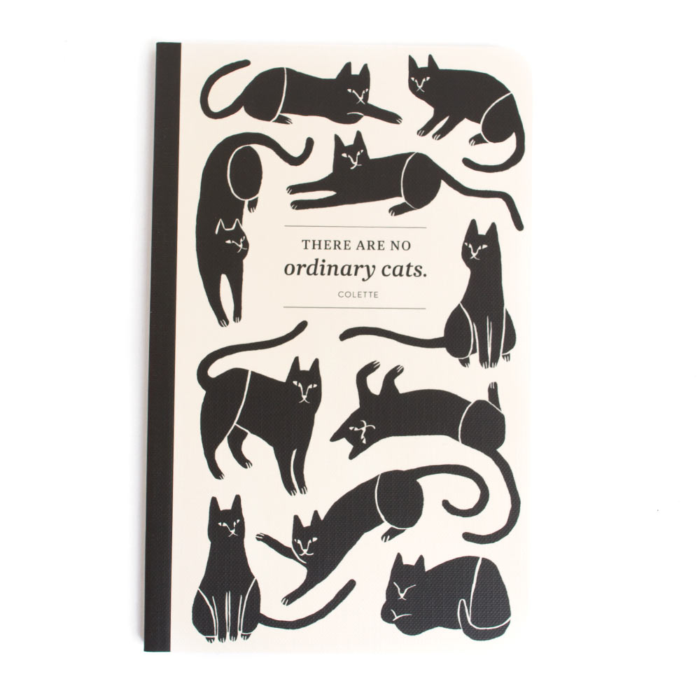 Compendium Write Now Journal There are No Ordinary Cats