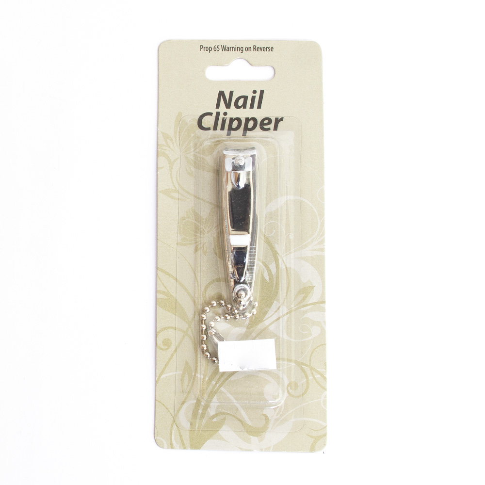 Nail Clipper, File