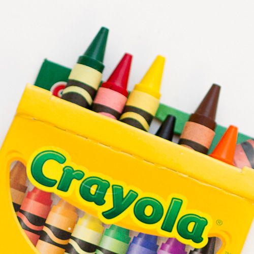 crayola crayon 8 color box - Crayola Crayons Pictures