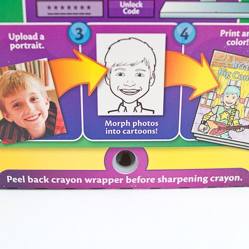 Crayola Crayon 96 Color Box