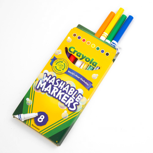 Crayola Washable Classic Fine Marker 8 Color Set
